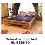 Classic bamboo bed-HLB1