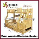 solid wood kid bed-YH-kidbeds002