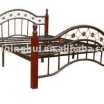 double metal bed-GH002