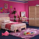latest double bed designs-SP-C005