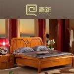 A802# new design wooden bedroom(dracaena goldieana)-bed A802#