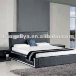 queen leather bed 925A#-925A#