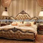 European design luxury bed 61-1-61-1