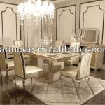 dining room furniture dining table modern furniture set-T1125