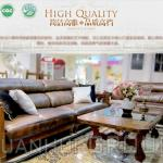 abrasion-resistant wooden frame leather for sofa-CS3-BD3002 living room sofa