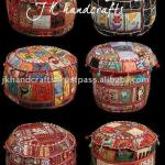 Living Room Fabric Ottomans-PUFFS