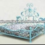 wrought iron animal bed-QY-005