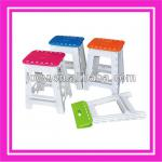 plastic stool / plastic folding stool hot sale-JX-9409
