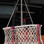 Baby Hammock, made of Jute.-