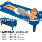 plastic kids bed furniture-wzy-914B