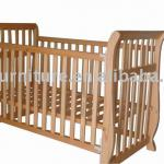 wooden furniture / baby crib-HC-B-028