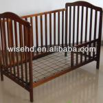 (W-BB-88) wooden baby cots-W-BB-88