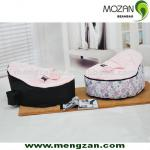 New lovely waterproof washable portable baby beanbags for infant toddler and young children-MZ017