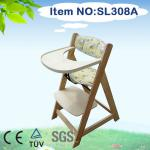 2013 New productwith baby dining chair with high quality-SL308A
