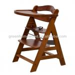 Wooden high chair-GH554