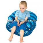 Peppa George Pirate Inflatable Moon Chair-inflatable baby chair