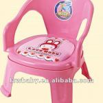 Plastic baby chair for baby-z0202 red