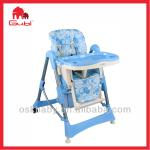 2014 Newest baby feeding high chair high chairs for baby-J-D010