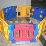 8 panels luxury baby playpen-JBW08A