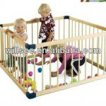 TB-C039-4,Wooden baby playpen/wooden baby furniture/wooden baby bed/crib-TB-C039-4