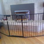 Safe and Secure Metal Playpen (TA-SM004)-TA-SM004