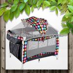 2014 hot sales canopy baby play yard-CYL14-CO2