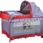 New design baby bed with high quality-F01-1