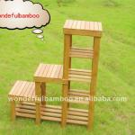 Wonderful Eco-friendly bamboo shelf-91x91x26cm