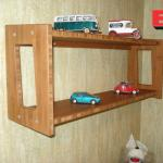 book rack wall-SJ3606
