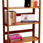 Bamboo Furniture Book shelf-HY-F117