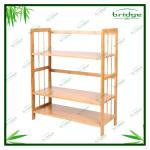 3-tier furniture bamboo bookcase-EHH1364C
