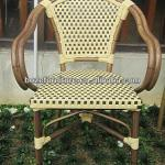 Garden furniture chairs, bamboo plastic chair,bamboo furniture for sale-BZ-CB020