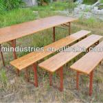 bamboo bench in high quality-JMBA-036