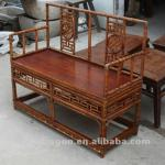 Chinese antique furniture Sichuan Bamboo Bench-10040416