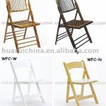 bamboo folding chair-hrbc