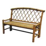 high quality bamboo dining chair-BCR-004
