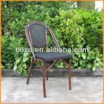 Rattan Bistro bamboo Chairs for Cafe Shop or Restaurant bamboo like chair-