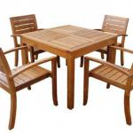 Eco-friendly Bamboo furniture set-