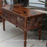 Chinese antique furniture Sichuan Bamboo Table-10040417