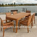 Bamboo Furniture-Jarris Range with dinning chair