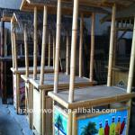 Bamboo Tiki Bar Set-TB051