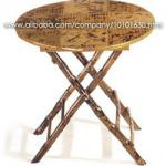 Bamboo Folding Table,Bamboo Table-