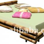 Bamboo Bed - Double bed - Bedroom Furniture:-GBV-3205