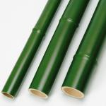 Colour coated bamboo green-A-060-09