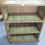 Bamboo Open Shelf-XGC-13292