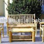 bamboo chair,table,bench and sofa sets-BCT