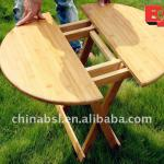 bamboo table and chair-dk002