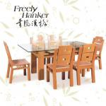 bamboo furniture,chair,table-FN-209
