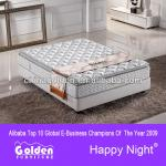 Cheap price high quality double pocket spring mattress 3302-2#-3302-2,2216#