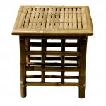 BF-13004 - Outdoor Garden Furniture - Bamboo End Table-BF-13004